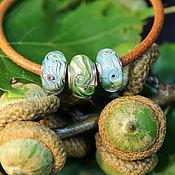 Украшения ручной работы. Ярмарка Мастеров - ручная работа Шармик на браслет пандора. Handmade.