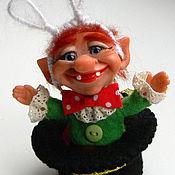 Куклы и игрушки ручной работы. Ярмарка Мастеров - ручная работа Сюрприз!. Handmade.