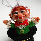 Куклы и игрушки handmade. Livemaster - original item Bunny.. Handmade.