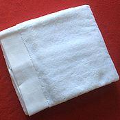 Полотенца ручной работы. Ярмарка Мастеров - ручная работа Махровое полотенце 100x150см микрокоттон. Handmade.