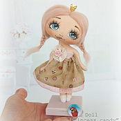 """Куклы и игрушки ручной работы. Ярмарка Мастеров - ручная работа Малютка """"Принцесса конфет"""". Handmade."""