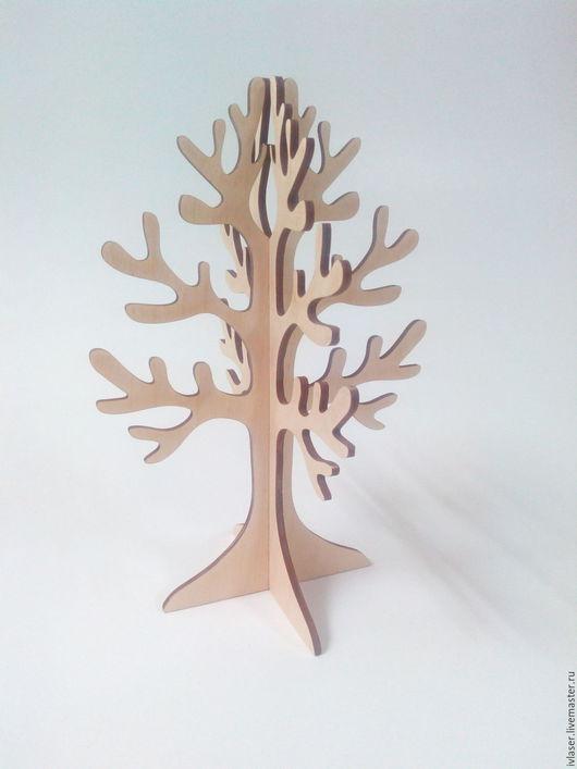 IVL-3-501 Подставка для украшений ` Дерево` заготовка для декупажа