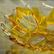 Посуда ручной работы. Ярмарка Мастеров - ручная работа Чаша для фруктов. Handmade.