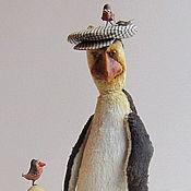 Куклы и игрушки handmade. Livemaster - original item Gogi and son. Handmade.