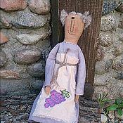 Куклы и игрушки ручной работы. Ярмарка Мастеров - ручная работа Кукла авторская Мадам Грапа. Handmade.