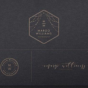 Дизайн и реклама ручной работы. Ярмарка Мастеров - ручная работа Логотип, разработка логотипа. Handmade.