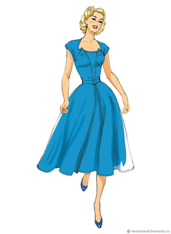 платья 90 х годов купить