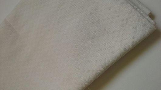 Шитье ручной работы. Ярмарка Мастеров - ручная работа. Купить Хлопок белый. Handmade. Хлопок для творчества, хлопок для рукоделия