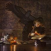 Картины и панно ручной работы. Ярмарка Мастеров - ручная работа Колдун. Handmade.