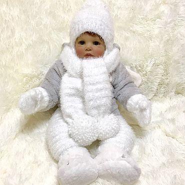 Одежда ручной работы. Ярмарка Мастеров - ручная работа Комплект « Зимний». Handmade.