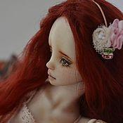 """Куклы и игрушки handmade. Livemaster - original item Porcelain ball jointed doll """"Ophelia"""". Handmade."""