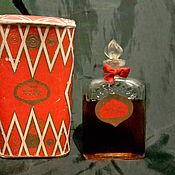 Винтаж handmade. Livemaster - original item Perfume RED MOSCOW 1965god USSR vintage rarity! seal. Handmade.