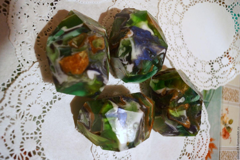 Malachite soap (soap-stone), Soap, Moscow,  Фото №1