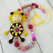 Одежда ручной работы. Ярмарка Мастеров - ручная работа Слингобусы Пчела. Handmade.