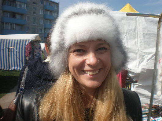 вязаная шапка  кроличий пух шапка ушанка вязаная ушанка теплая шапка теплая вязаная шапка красивая шапка шапка зимняя шапка зимняя ушанка
