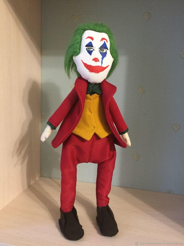 Джокер, Портретная кукла, Москва,  Фото №1
