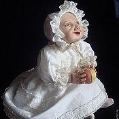 """Куклы и игрушки ручной работы. Ярмарка Мастеров - ручная работа фарфоровая кукла """"Поиграем?"""". Handmade."""