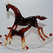 Для дома и интерьера ручной работы. Ярмарка Мастеров - ручная работа Лошадь и Жеребенок. Handmade.