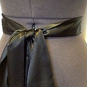 Аксессуары handmade. Livemaster - original item Satin belt in assortimente / universal. Handmade.