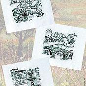 Картины и панно ручной работы. Ярмарка Мастеров - ручная работа Зеленые картинки. Handmade.