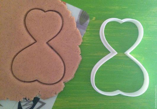 Кухня ручной работы. Ярмарка Мастеров - ручная работа. Купить Форма для печенья 8 марта Сердце. Handmade. Разноцветный