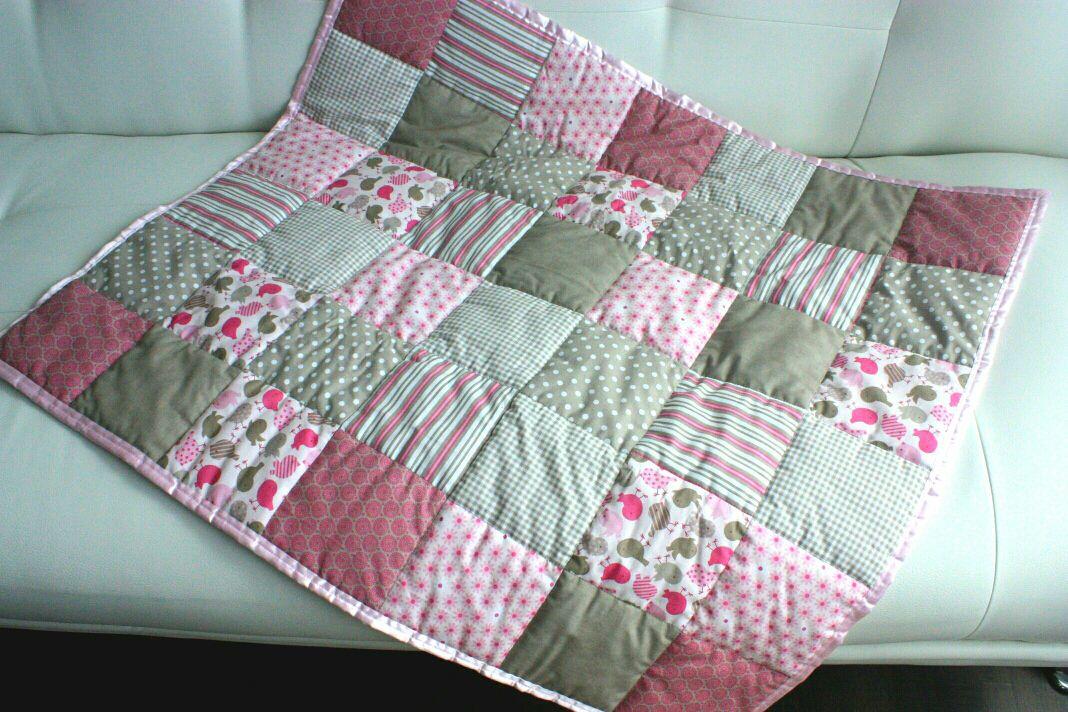Лоскутное одеяло Как сшить лоскутное одеяло своими руками