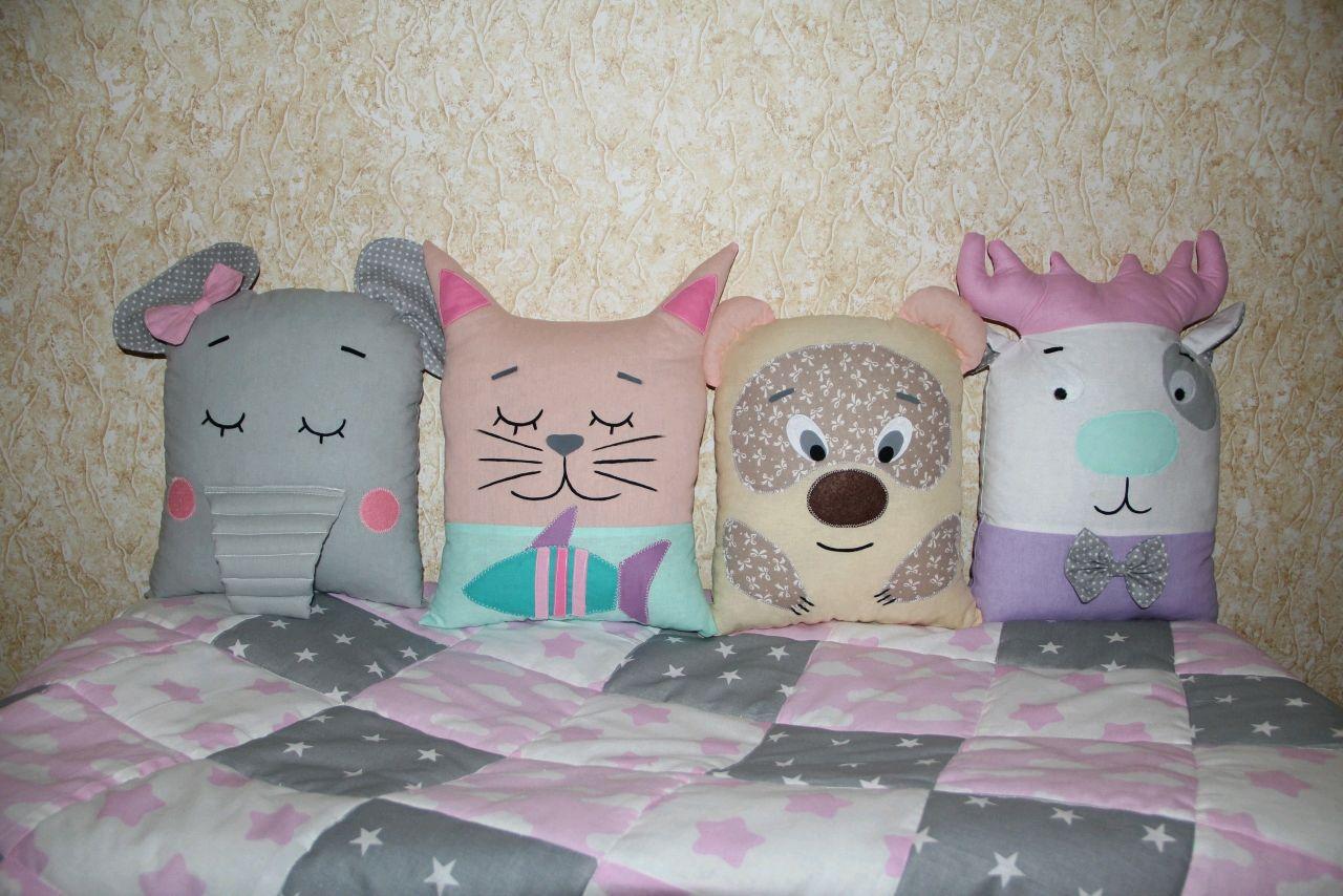 Бортики игрушки в детскую кроватку, Грызунки, Королев,  Фото №1