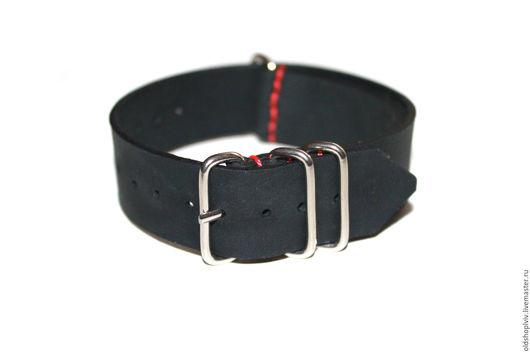 Пояса, ремни ручной работы. Ярмарка Мастеров - ручная работа. Купить Zulu strap Nato strap 21-24mm. Handmade.