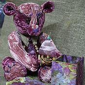 Куклы и игрушки ручной работы. Ярмарка Мастеров - ручная работа мишка  Феофан. Handmade.
