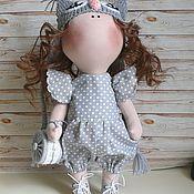 Кукла-совушка 35 см