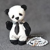Куклы и игрушки ручной работы. Ярмарка Мастеров - ручная работа Медвежонок Ким. Handmade.