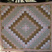 """Для дома и интерьера ручной работы. Ярмарка Мастеров - ручная работа Лоскутное одеяло """"Country Style"""". Handmade."""