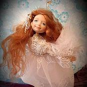 Куклы и игрушки ручной работы. Ярмарка Мастеров - ручная работа Ангел златовласый. Handmade.