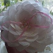 Свадебный салон ручной работы. Ярмарка Мастеров - ручная работа Свадебная подушечка. Handmade.
