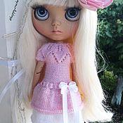 Куклы и игрушки ручной работы. Ярмарка Мастеров - ручная работа Платье для куколки Блайз. Handmade.