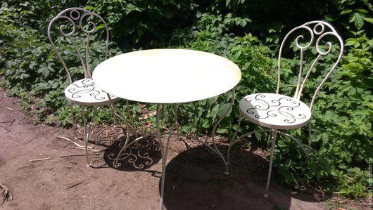 Мебель ручной работы. Ярмарка Мастеров - ручная работа. Купить Мебель для дома или сада. Handmade. Белый, свадьба, стул