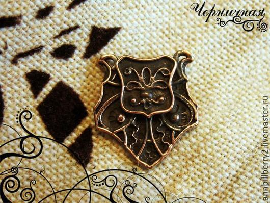 Для украшений ручной работы. Ярмарка Мастеров - ручная работа. Купить Время рыцарей 1335-200 (1). Handmade.