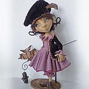 Куклы и игрушки ручной работы. Ярмарка Мастеров - ручная работа Когда я буду волшебницей. Коллекционная кукла. Handmade.