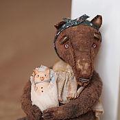 Куклы и игрушки ручной работы. Ярмарка Мастеров - ручная работа Подкидыш. Handmade.