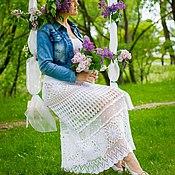 """Одежда ручной работы. Ярмарка Мастеров - ручная работа Юбка """"Летняя романтика"""". Handmade."""