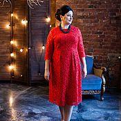 Одежда ручной работы. Ярмарка Мастеров - ручная работа Изящное Торжество (платье). Handmade.