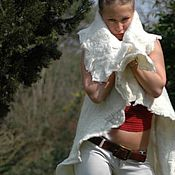 Одежда ручной работы. Ярмарка Мастеров - ручная работа зимняя сказка. Handmade.