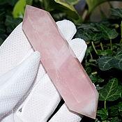 Фен-шуй и эзотерика handmade. Livemaster - original item Crystal: Rose quartz Two-headed, natural stones. Handmade.