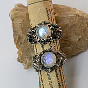Украшения handmade. Livemaster - original item Pair rings for men and women