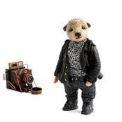 Куклы и игрушки handmade. Livemaster - original item Michael. Handmade.