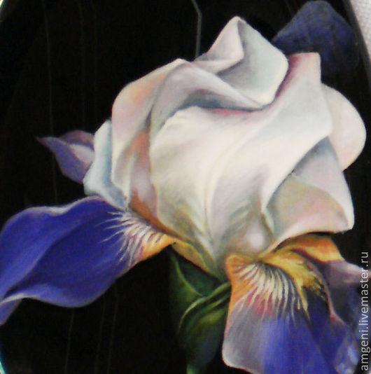 """Кулоны, подвески ручной работы. Ярмарка Мастеров - ручная работа. Купить Кулон """"Лиловый"""". Handmade. Фиолетовый, цветок"""