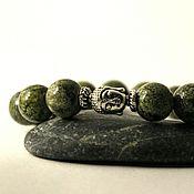 Фен-шуй и эзотерика handmade. Livemaster - original item Buddha bracelet, genuine coil.. Handmade.