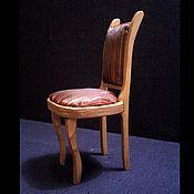 Куклы и игрушки ручной работы. Ярмарка Мастеров - ручная работа Мини стульчик. Handmade.