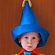 Детские карнавальные костюмы ручной работы. Ярмарка Мастеров - ручная работа. Купить костюм незнайки. Handmade. Ярко-красный, утренник