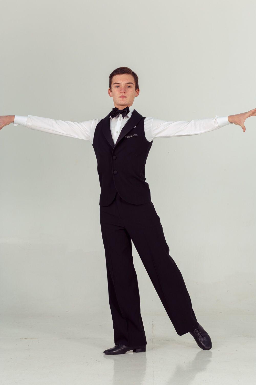 98684be107c Жилет Танцевальные костюмы ручной работы. Костюм для бальных танцев.  Мальчики